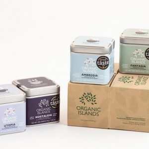 Christmas herbal tea collection